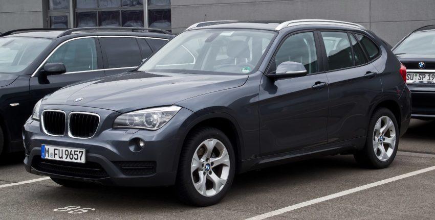 BMW X1 Typ E84
