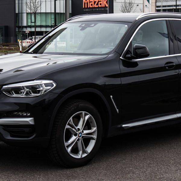 BMW X3 Seitenansicht