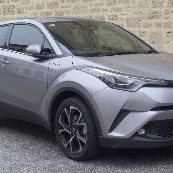 Toyota CH-R Seitenansicht