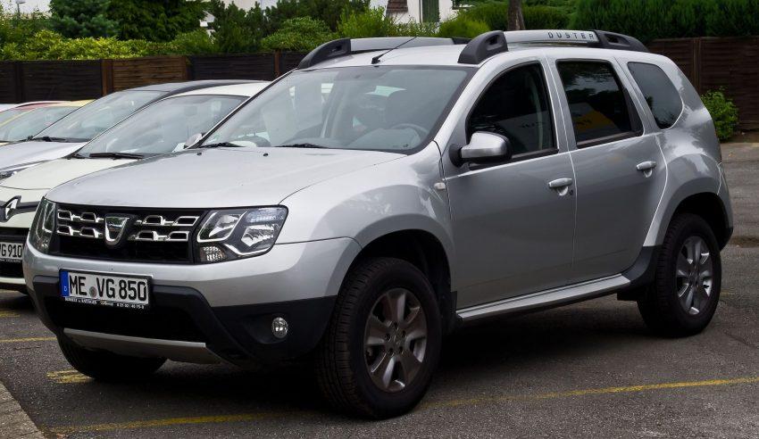 Dacia Duster Generation I