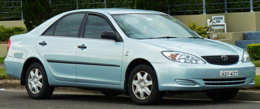 Toyota Camry 2001 / 2004 Seitenansicht