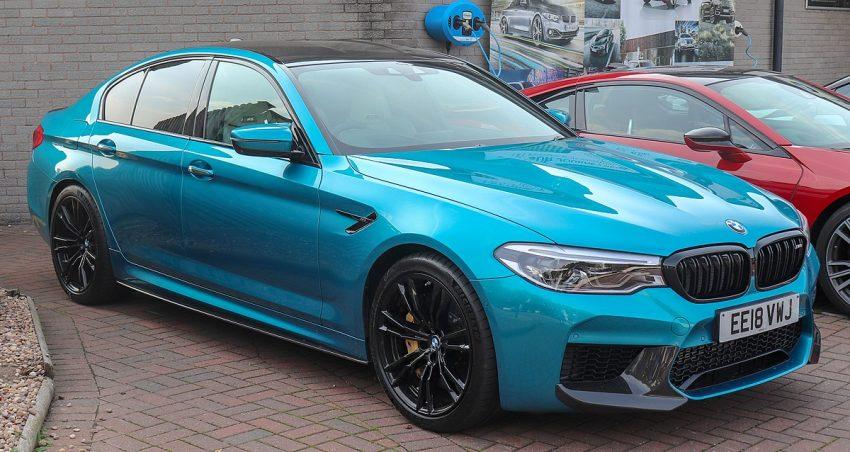 BMW M5 F90 (2017–2020)