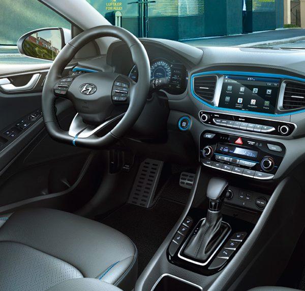 Display Hyundai Infotainment
