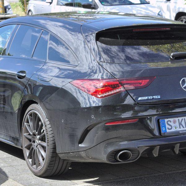 Mercedes CLA 35 AMG Shootingbrake