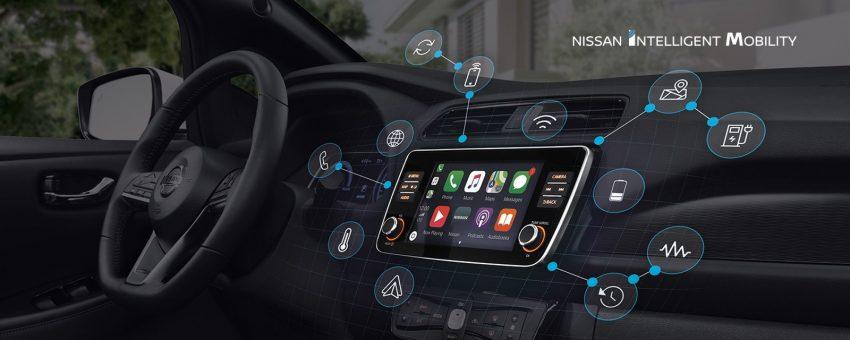 Nissan Connect Dienste