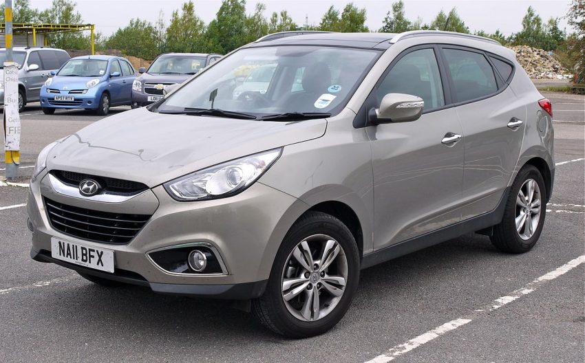Image illustrative de l'article Hyundai ix35