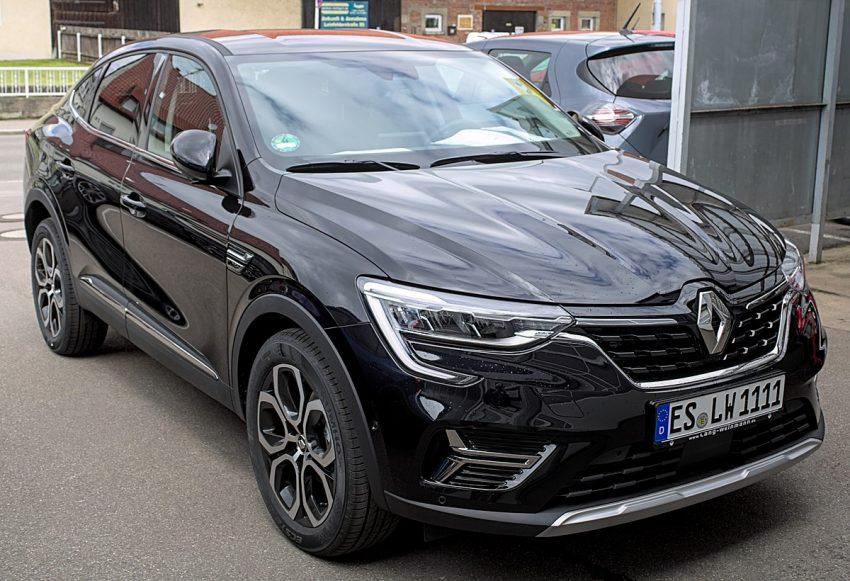 Renault Arkana (seit 2021)