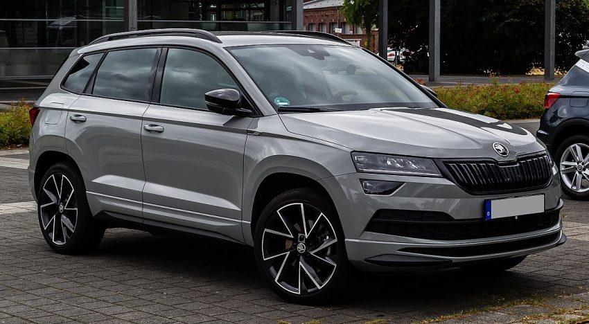 Škoda Karoq (2017–2019)