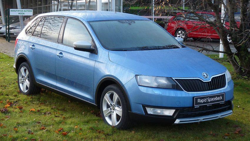 Image illustrative de l'article Škoda Rapid (2012)