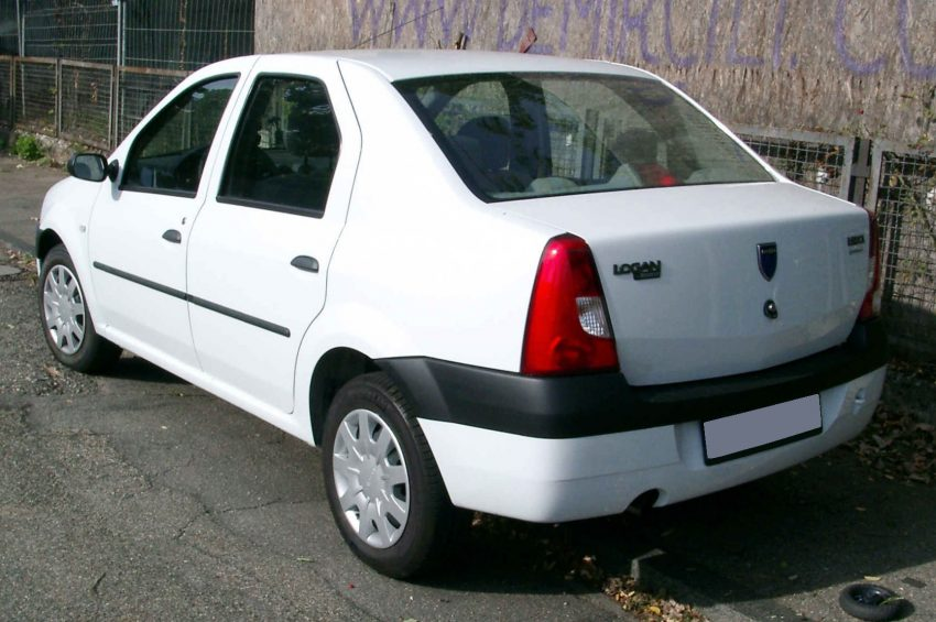 Dacia Logan I Limousine