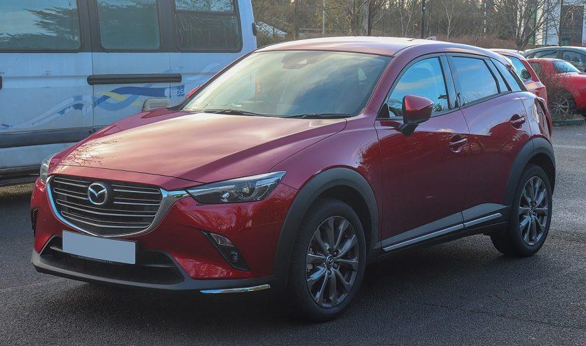2018 Mazda CX-3 Sport Nav+ 4X4 facelift 2.0 Rear.jpg