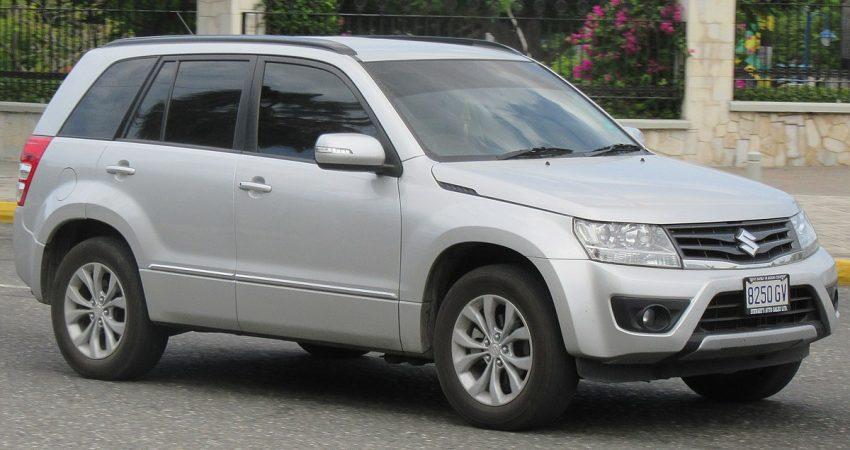 Suzuki Grand Vitara (facelift, Jamaica).jpg