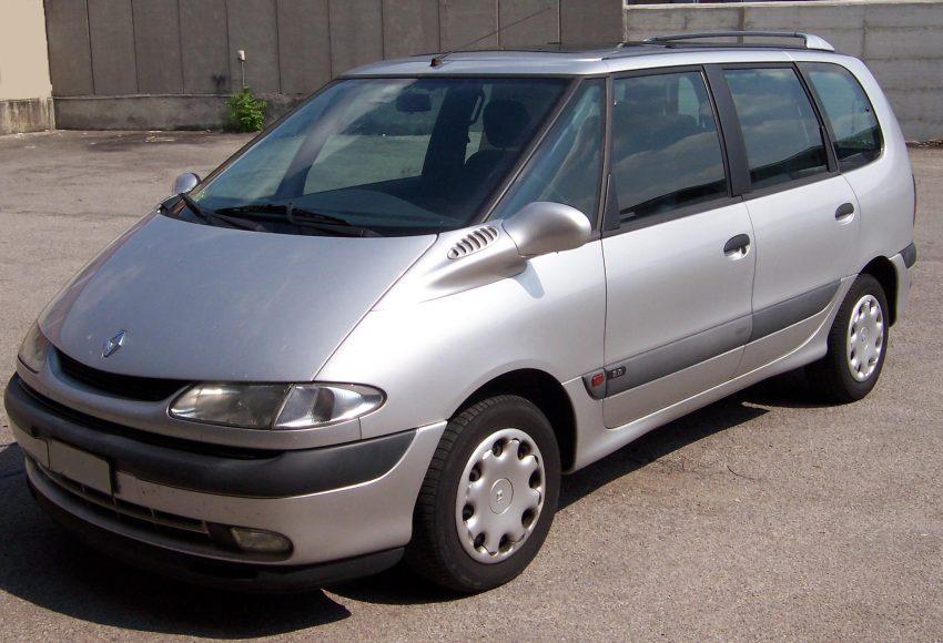 Renault Espace III Seitenansicht