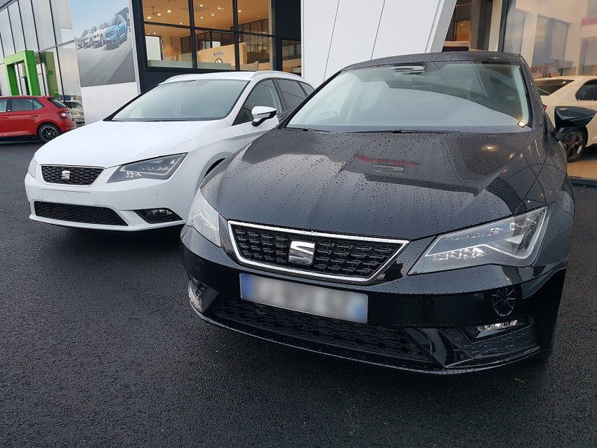 Seat Leon III Facelift Fahrzeuge