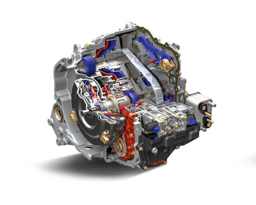 Stufenloses Opel Astra Getriebe