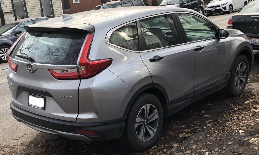 Honda CR-V Heck