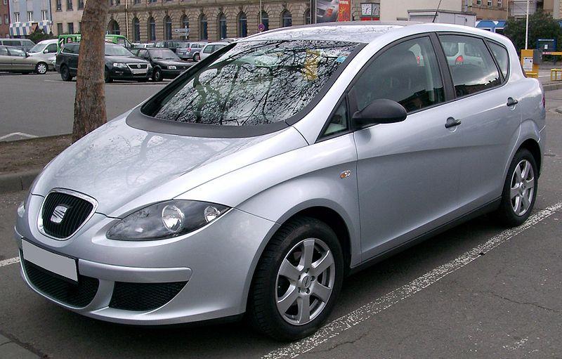 Seat Toledo front 20080227.jpg
