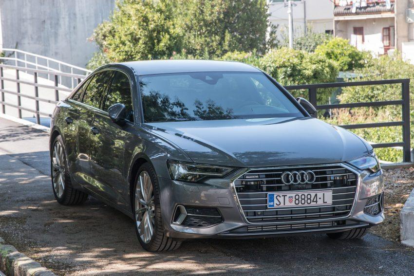 Audi A6 C8 Limousine