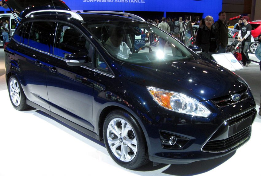 Ford C-Max Modell 2012