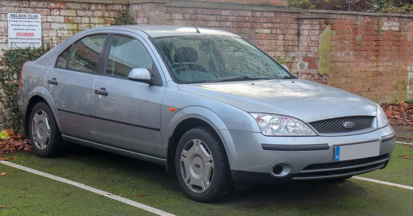 Ford Mondeo 01